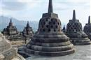 De Borobudur tempel