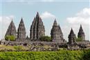 De Prambanan tempel